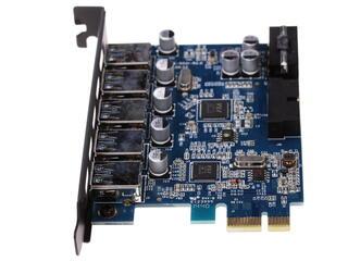 Контроллер ORICO PVU3-5O2I