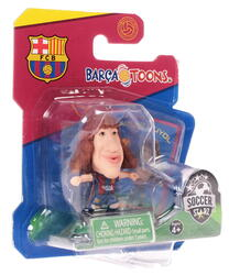 Фигурка коллекционная Soccerstarz - Barca Toon: Carles Puyol