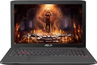 """17.3"""" Ноутбук ASUS ROG GL752VW-T4233T серый"""