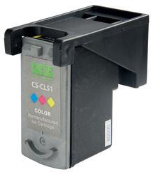 Картридж струйный Cactus CS-CL51