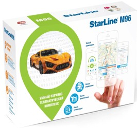 Автосигнализация StarLine М96