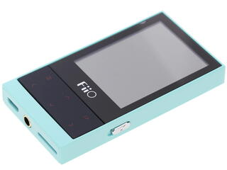 Hi-Fi плеер Fiio M3 бирюзовый