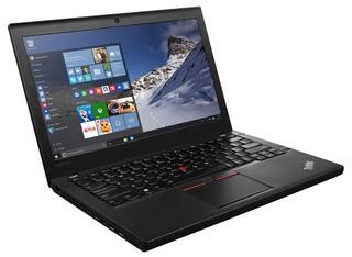 "12.5"" Ноутбук Lenovo ThinkPad X260 черный"
