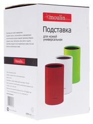 Подставка для ножей MoulinVilla STN-1W-s белый