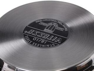 Кастрюля Vitesse VS-2113 серебристый