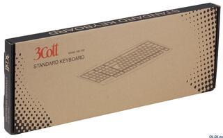 Клавиатура 3Cott KB-150