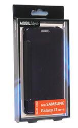 Чехол-книжка  Emerald для смартфона Samsung Galaxy J3
