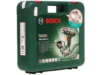 Шуруповерт Bosch PSB 1440-LI-2