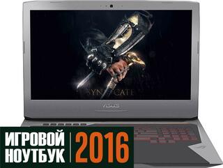 """17.3"""" Ноутбук ASUS ROG G752VS-GB081T серый"""
