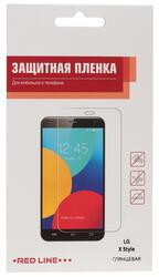 """5""""  Пленка защитная для смартфона LG K200 X Style"""