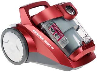 Пылесос Redmond RV-С316 красный