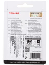 Карта памяти Toshiba Exceria M301 microSDHC 32 Гб