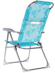 Кресло Nika K2 синий