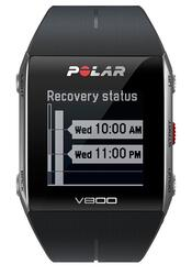 Спортивные часы Polar V800 черный