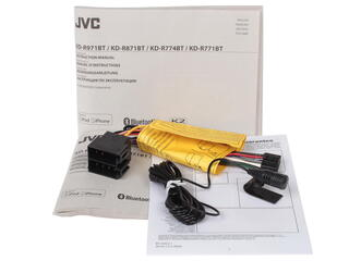 Автопроигрыватель JVC KD-R771BT