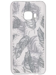 Накладка + защитная пленка  для смартфона HTC One M9
