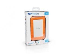 "2.5"" Внешний HDD LaCie 1Tb Rugged Mini Mobile Drive"