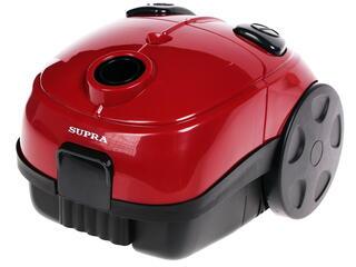 Пылесос Supra VCS-1602 красный