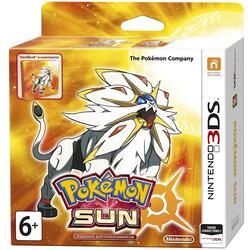 Игра для 3DS Pokemon: Sun Limited Edition