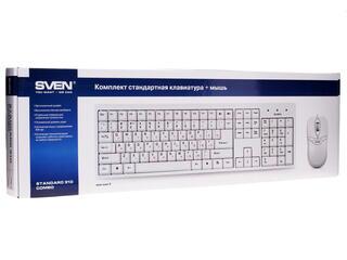 Клавиатура+мышь Sven Standard 310