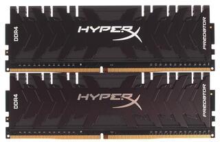 Оперативная память Kingston HyperX Predator [HX433C16PB3K2/16] 16 ГБ