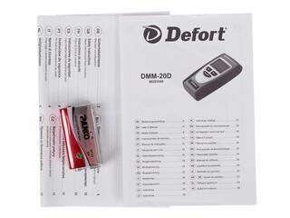 Детектор металлов DEFORT DMM-20D