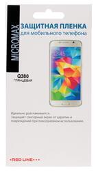 "4.7""  Пленка защитная для смартфона Micromax Canvas Q380"