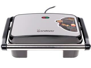 Гриль Endever Grillmaster 116 черный
