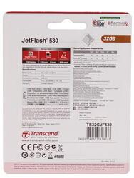 Память USB Flash Transcend JetFlash 530 32 Гб