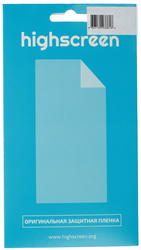 "3.5""  Пленка защитная для смартфона Highscreen Pure J"