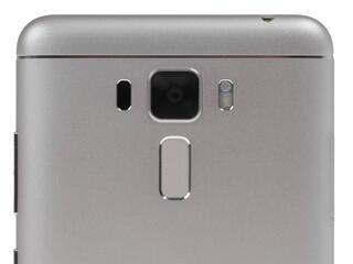 """5.5"""" Смартфон ASUS Zenfone 3 LASER ZC551KL 32 Гб серебристый"""