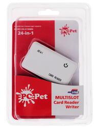 Карт-ридер PC Pet CR-211RWH