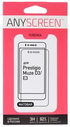 "5.3""  Пленка защитная для смартфона Prestigio Muze D3"