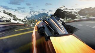 Игра для Wii U Fast Racing Neo