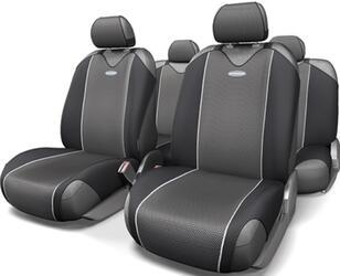 Авточехлы-майки AUTOPROFI CARBON (CRB-802)