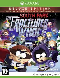 Игра для Xbox One South Park: The Fractured But Whole Deluxe Edition