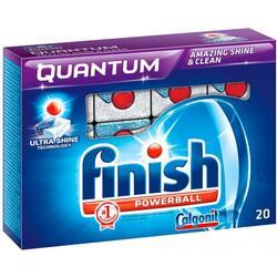 Таблетки для посудомоечных машин CALGONIT FINISH QUANTUM PowerBall