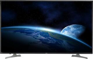 "55"" (139 см)  LED-телевизор DEXP F55B7200C черный"