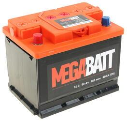 Автомобильный аккумулятор Mega Ватт 6ст-62 N
