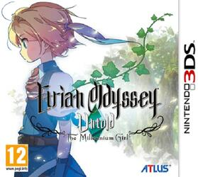 Игра для 3DS Etrian Odyssey Untold: Millennium Girl