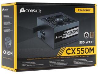 Блок питания Corsair CX 550M [CP-9020102-EU]