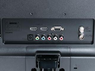 "22"" (56 см)  LED-телевизор LG 22MT58VF-PZ черный"