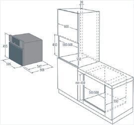 Электрический духовой шкаф Gorenje GP779B