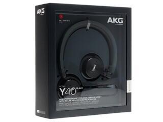 Наушники AKG Y40