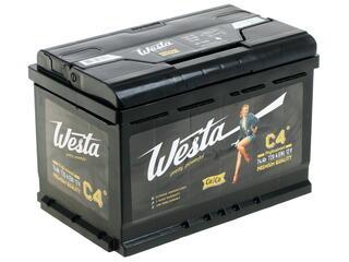 Автомобильный аккумулятор Westa 6ст-74 VLR