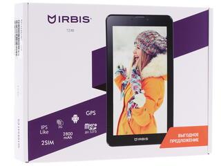 """7"""" Планшет Irbis TZ48 8 Гб 3G черный"""