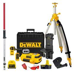 Лазерный нивелир DeWalt DW 079 PKH