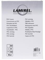 Обложка для переплета  Lamirel Transparent LA-78683