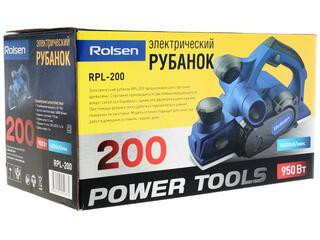 Электрический рубанок Rolsen RPL-200