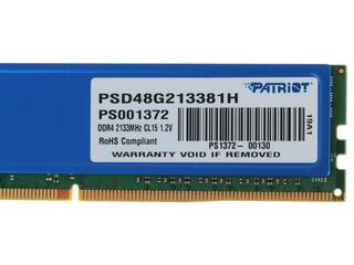 Оперативная память Patriot Signature [PSD48G213381H] 8 ГБ